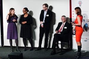 Paneldebatt på GoodCause tackkväll 2013-04-18